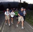 Early Challengers across Wildwood Road