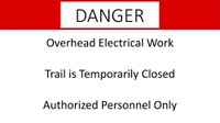 Harmony Trail: Closed Temporarily